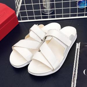 Мъжки летни сандали с мека подметка в различни цветове