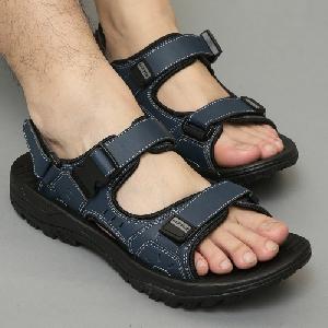 Спортни мъжки сандали от изкуствена кожа - 3 модела