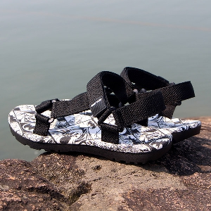 Мъжки летни отворени сандали - цветни модели за ежедневие и плаж