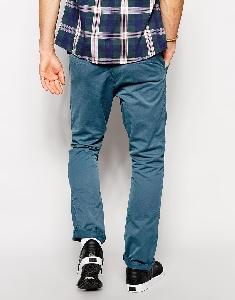 Мъжки Панталони с Колан Pull&Bear