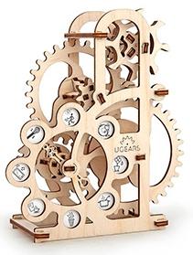3D механичен пъзел Ugears динамометър