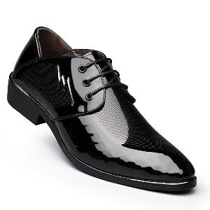 Мъжки официални обувки британски стил
