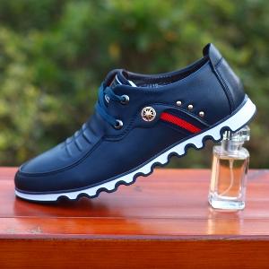 Мъжки официални обувки с мека подметка 2 модела 5 цвята