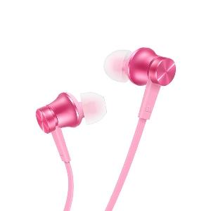 Слушалки за телефон Xiaomi в розов,черен,син,сребрист и лилав цвят