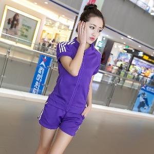 Дамски спортни екипи за топлите летни дни в 10 цвята.
