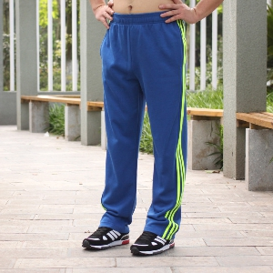 Мъжки спортни панталони в син,сив,черен и червен цвят - 7 модела