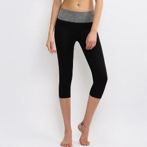 Плътни спортни дамски клинове за фитнес и йога 6 модела