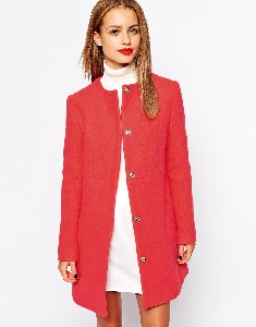 Παλτό  New Look Collarless