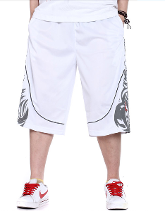 Мъжки спортни широки къси панталони в много различни модели