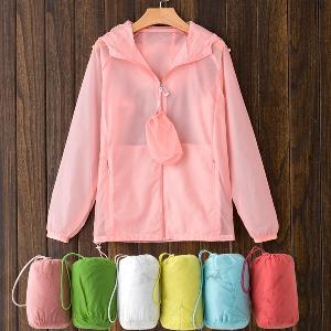 355abea45833 Γυναικείο καλοκαιρινό μπουφάν ροζ