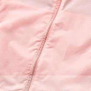 Дамско тънко пролетно, лятно, есенно  туристическо яке ветровка: розово, зелено, жълто, прозрачно ветроустойчиво с качулка