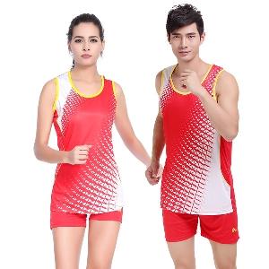 Дамски спортни екипи от две части летен потник и къси панталони, черни, сини, червени
