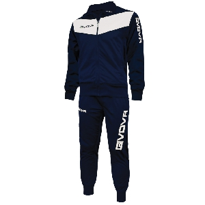 Спортен анцуг Givova Tuta Visa dark blue