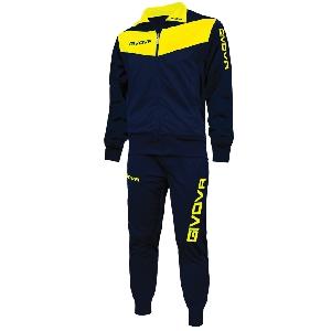 Спортен анцуг Givova Tuta Visa yellow