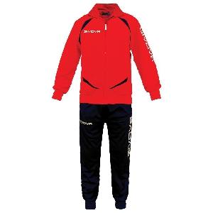 Спортен анцуг Givova Training red