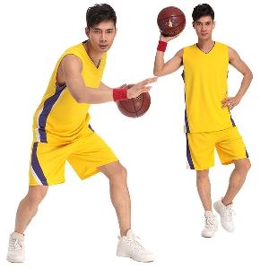 Мъжки бързосъхнещи спортни екипи от две части-6 цвята.
