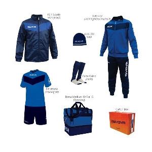 Спортен тренировъчен комплект Givova Vittoria