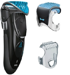 Самобръсначка Braun CruZer 5 Face All in One Shaver