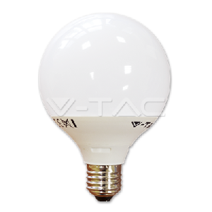 LED Крушка - 10W E27 G95 Глобус 4500K