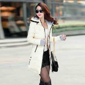 Дебели дамски якета подходящи за ежедневие в 13 различни цветови модела