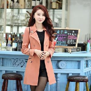 Дамски памучни  есенни тънки  палта 17 модела