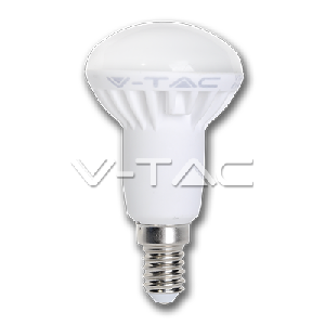 LED Крушка - 6W E14 R50 4500K