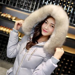 Σακάκια γυναικεία με αφράτα κουκούλα κατάλληλο για τις κρύες μέρες του χειμώνα σε μαύρο, ροζ, μοβ, γκρι και μπλε
