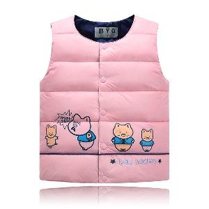 Παιδικά γιλέκα για κορίτσια και αγόρια διαφορετικών χρωμάτων - Badu ... 1561f451f60