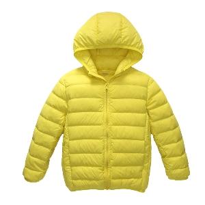 Есенно-зимни якета в осем цвята за момчета