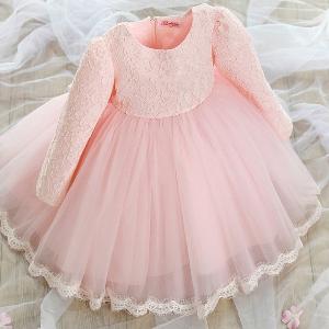 Детска сватбена рокля
