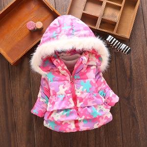 Детски зимни якета и палта за момичета голям избор от цветове и модели.