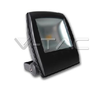 10W LED Прожектор V-TAC Дизайн - Графит  Бяла Светлина
