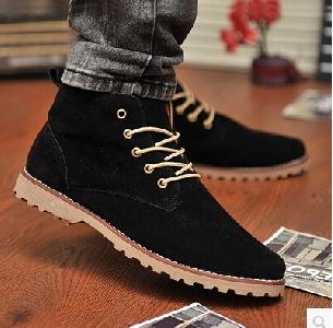 11a98dcfe67 Χειμωνιάτικα δερμάτινα παπούτσια Ανδρικά - Badu.gr Ο κόσμος στα ...