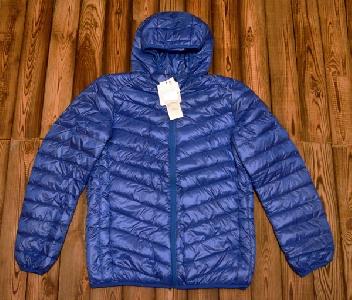 dd16b97a72b6 Λεπτά φθινοπωρινά ανδρικά μπουφάν με κουκούλα σε 8 διαφορετικά χρώματα -  μπλε, πορτοκαλί, μαύρο