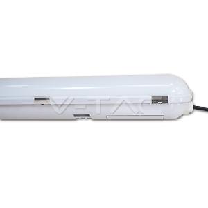 LED Влагозащитено тяло PC/PC 1200mm 40W 6000K