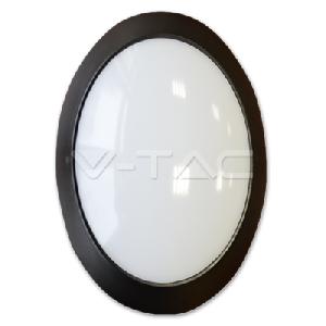 12W LED Овално Тяло Външен Монтаж 4500K