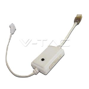 Захранване За LED Лента 5050 30/1 220V RGB С Бутонен Контролер За Код 2119