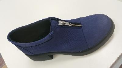 Дамски обувки, естествена кожа