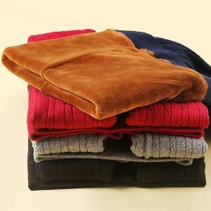 Детски дебел клин за момчета и момичета в червен, син, сив и черен цвят и висока талия