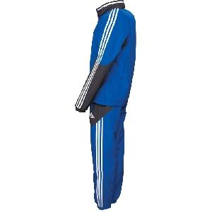 adidas Mens 3 Stripe Condivo 12 Presentation Tracksuit Cobalt/Black