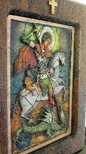 Свети Георги Победоносец (малък)