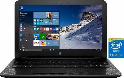 HP 15-Notebook Intel Core i5/4GB