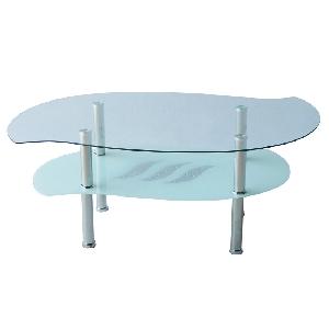 Холна маса закалено стъкло