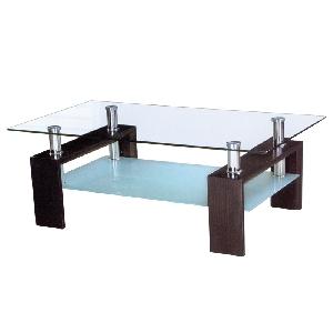 Холна маса със закалено стъкло 2 модела