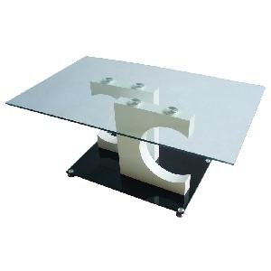 Холна маса със закалено стъкло