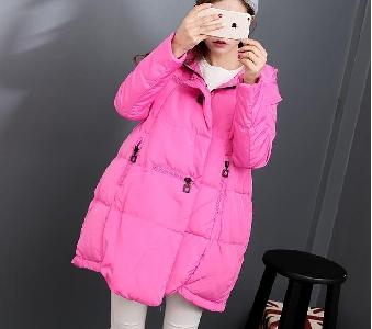 Дамско зимно яке в различни цветове