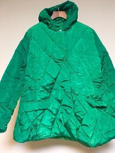 Дамско зимно яке широк модел в три цвята подходящо за жени на средна възраст