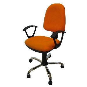 Офис столове текстил Анкора 2 / 4 цвята