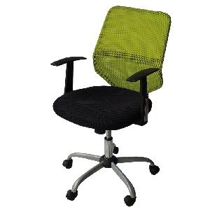 Офис столове с текстил / 4 цвята