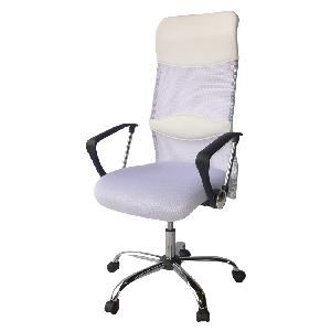 Офис столове с еко-кожа и текстил  2 цвята